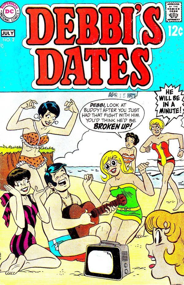Debbi's Dates Vol 1 2