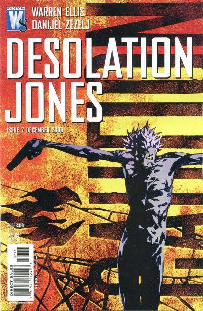 Desolation Jones Vol 1 7