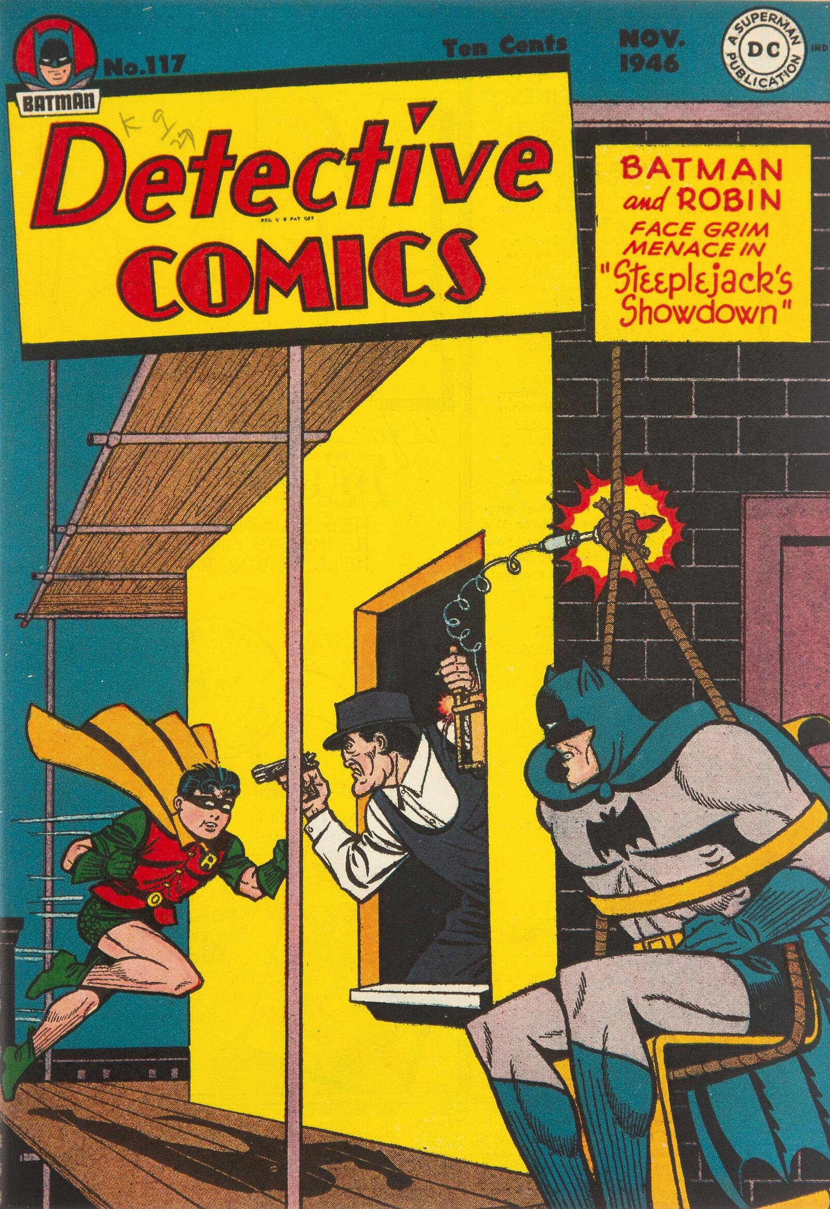 Detective Comics Vol 1 117
