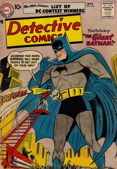 Detective Comics Vol 1 243