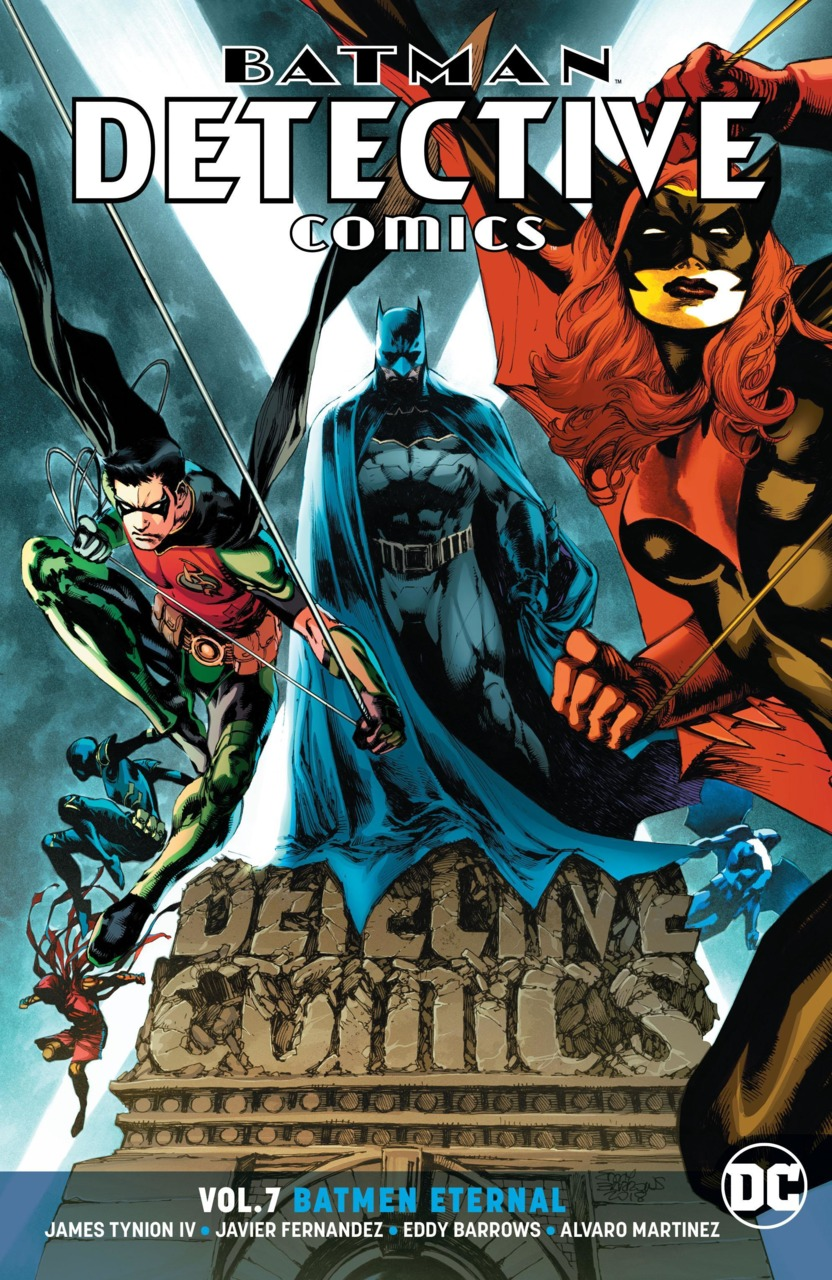 Detective Comics: Batmen Eternal (Collected)