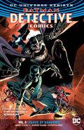 Detective Comics League of Shadows
