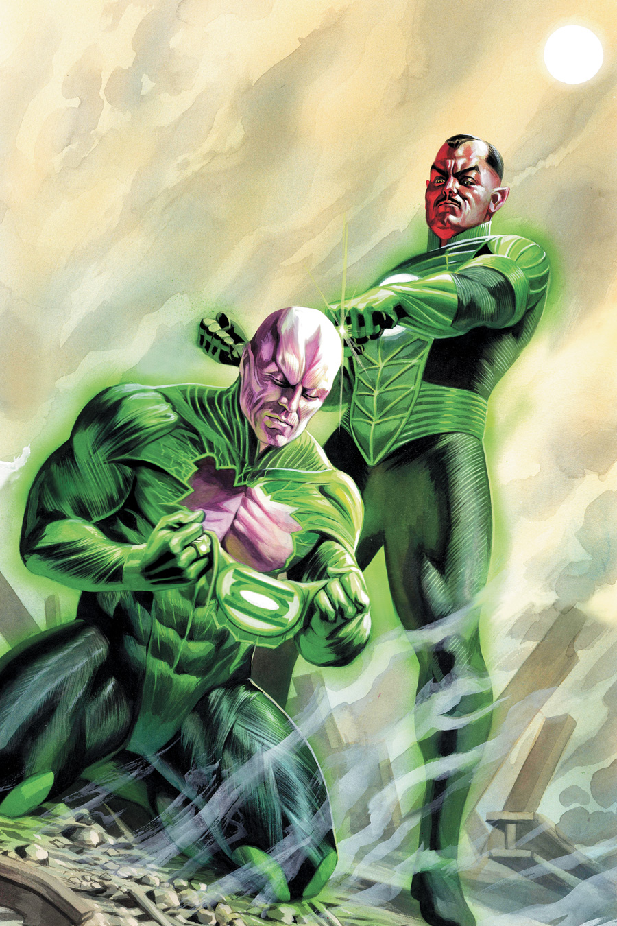 Green Lantern Corps (Flashpoint Timeline)