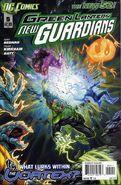 Green Lantern New Guardians Vol 1 5