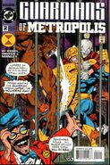 Guardians of Metropolis Vol 1 2