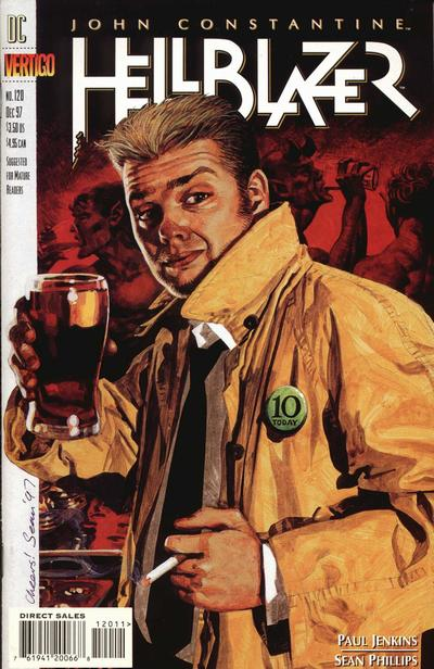 Hellblazer Vol 1 120