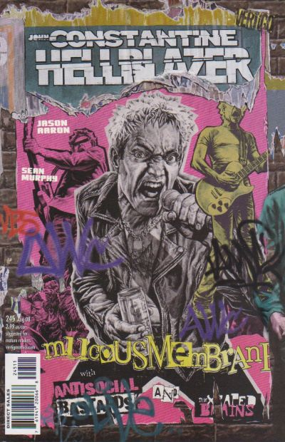 Hellblazer Vol 1 245