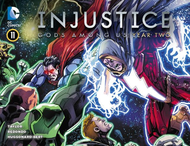 Injustice: Gods Among Us: Year Two Vol 1 11 (Digital)