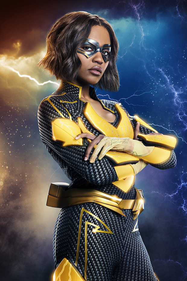 Jennifer Pierce (Black Lightning TV Series)