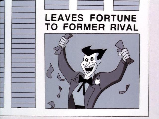 New Batman Adventures (TV Series) Episode: Joker's Millions