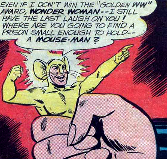 Mouse Man (Earth-One)