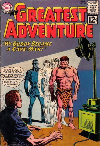 My Greatest Adventure Vol 1 68