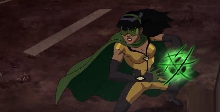 Jennifer Knight (Arrowverse: Earth-X)