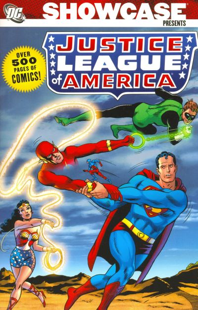 Showcase Presents: Justice League of America Vol. 2 (Collected)