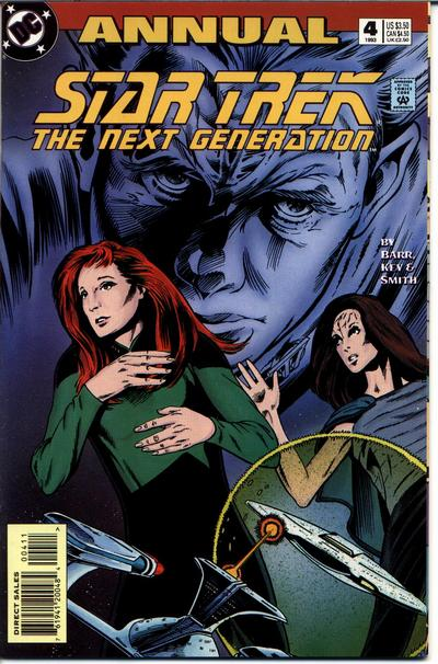 Star Trek: The Next Generation Annual Vol 2 4