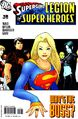 Supergirl and the LSH 18