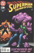 Superman Man of Steel Vol 1 59