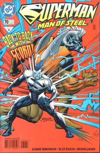 Superman: The Man of Steel Vol 1 70