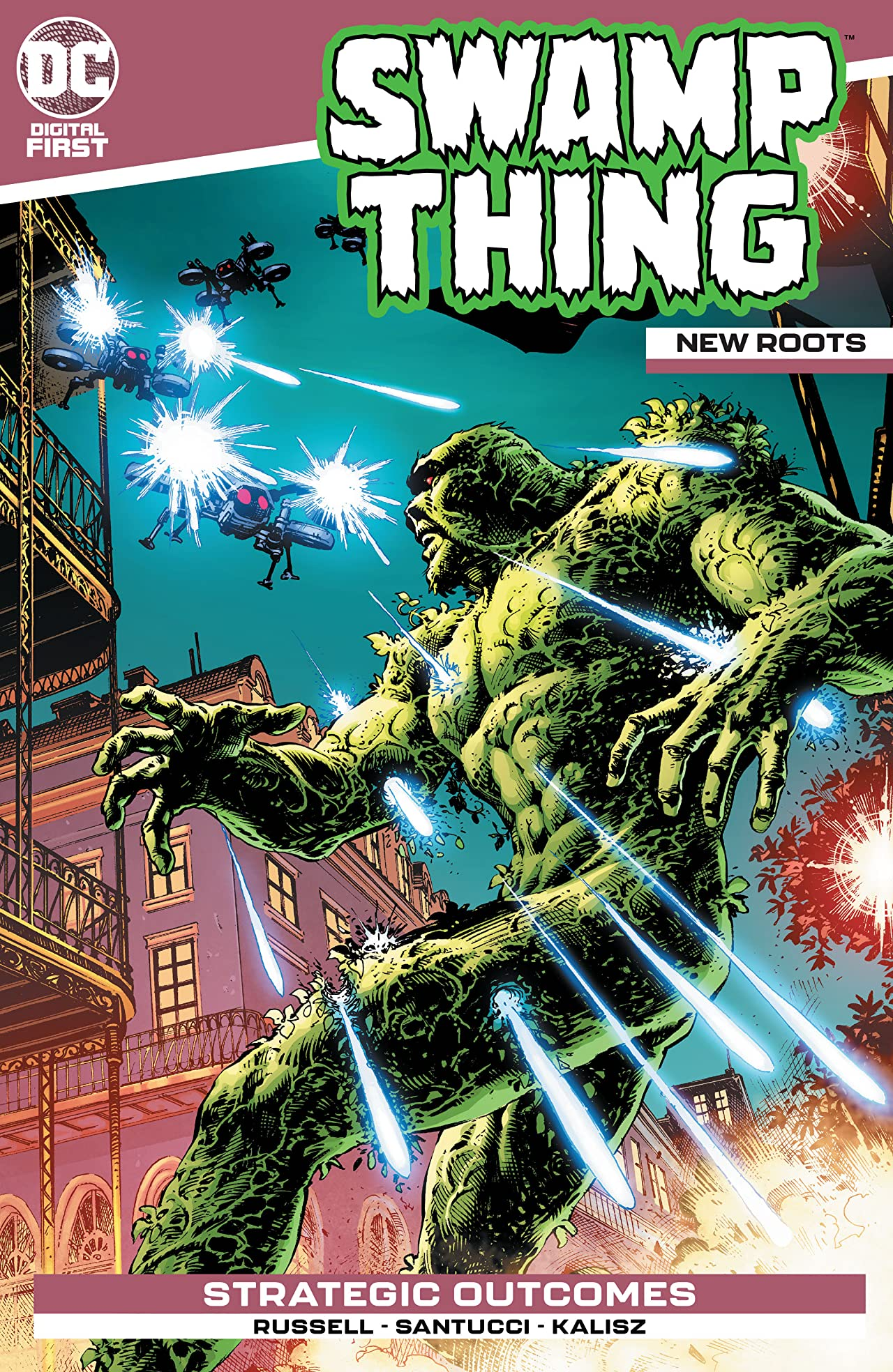 Swamp Thing: New Roots Vol 1 4 (Digital)