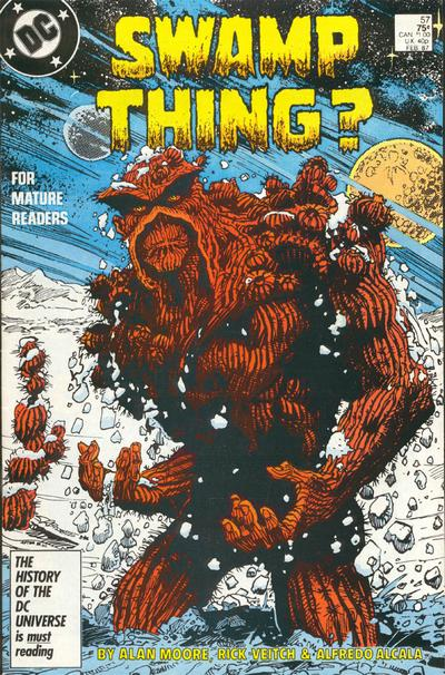 Swamp Thing Vol 2 57