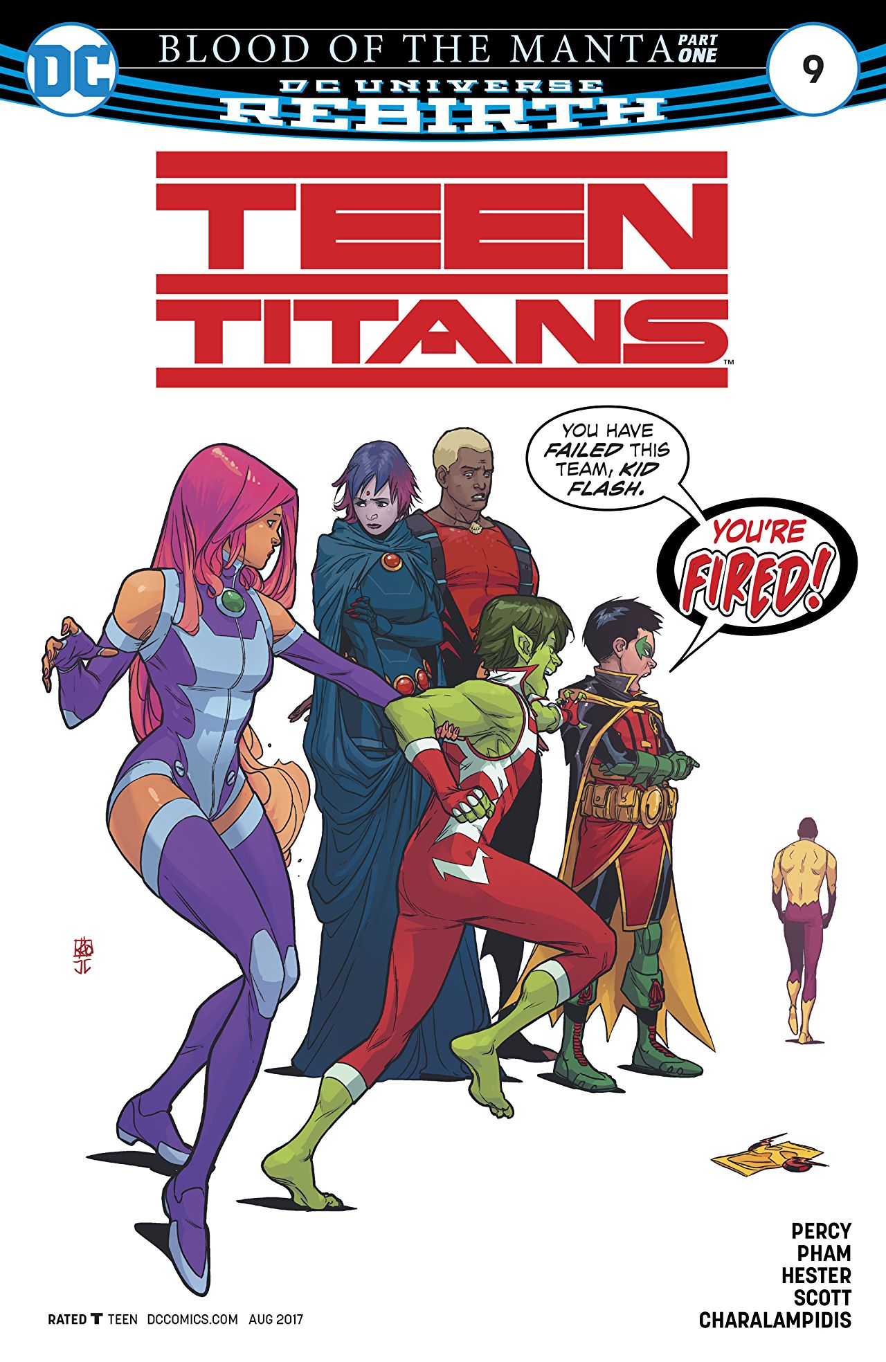 Teen Titans Vol 6 9