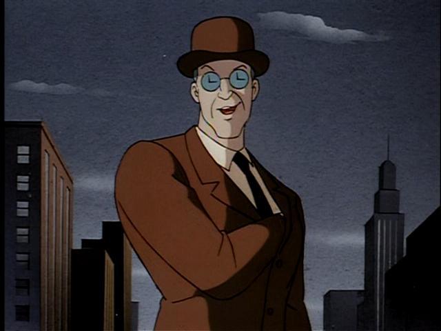 Batman (1992 TV Series) Episode: The Clock King