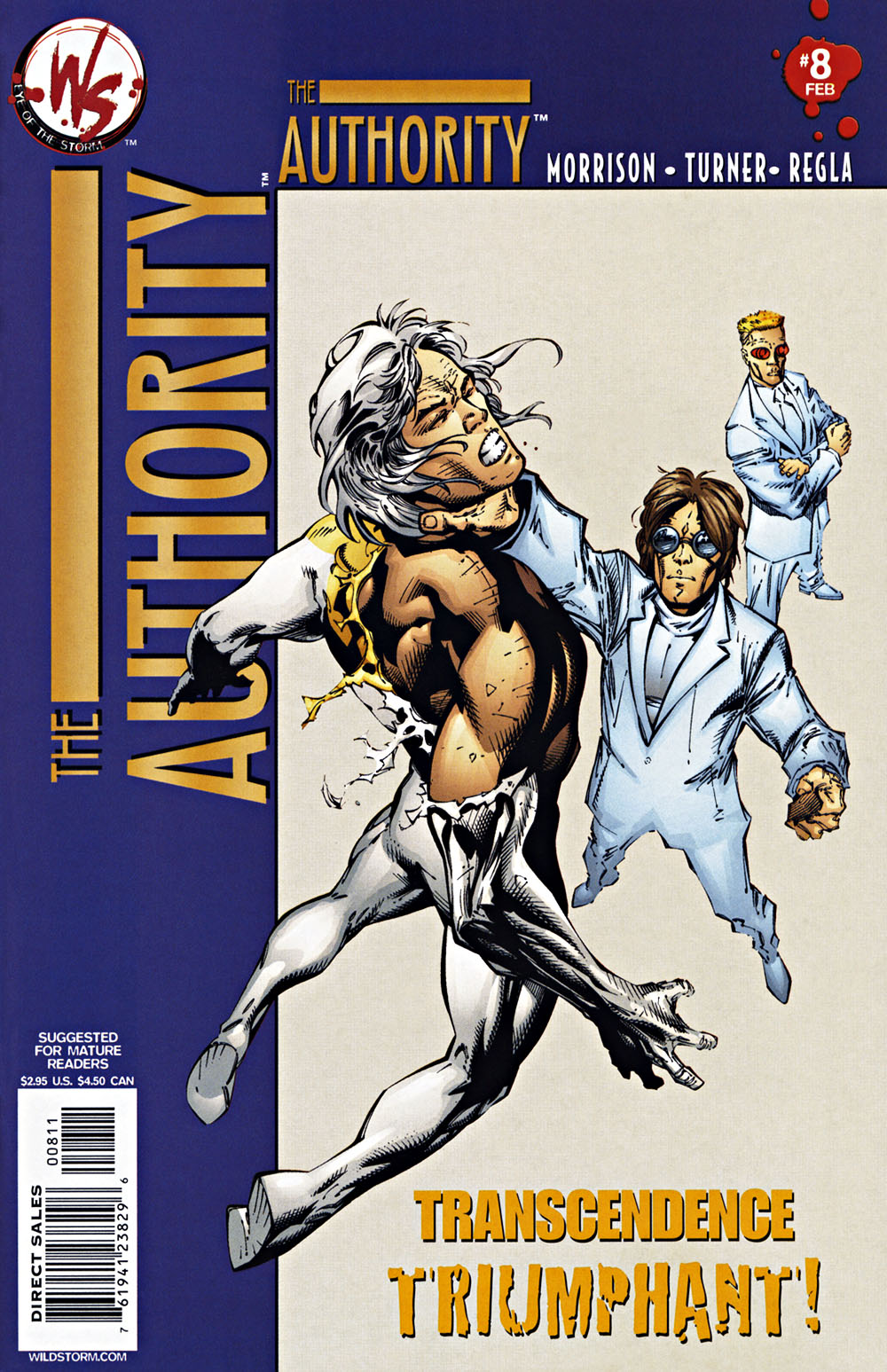 The Authority Vol 2 8