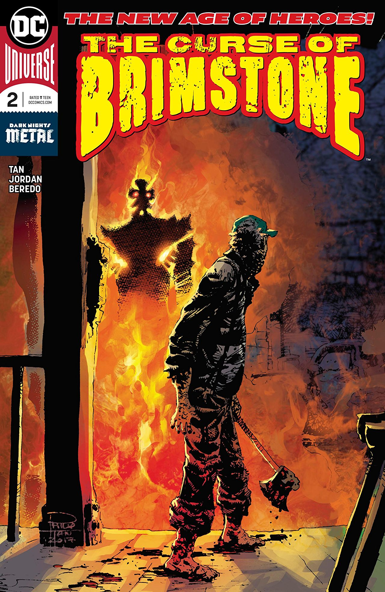The Curse of Brimstone Vol 1 2