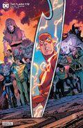 The Flash Vol 1 775 Variant