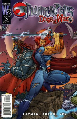 Thundercats: Dogs of War Vol 1 3