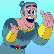 Vulko King of Atlantis 001