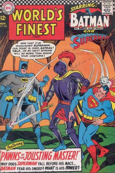 World's Finest Vol 1 162