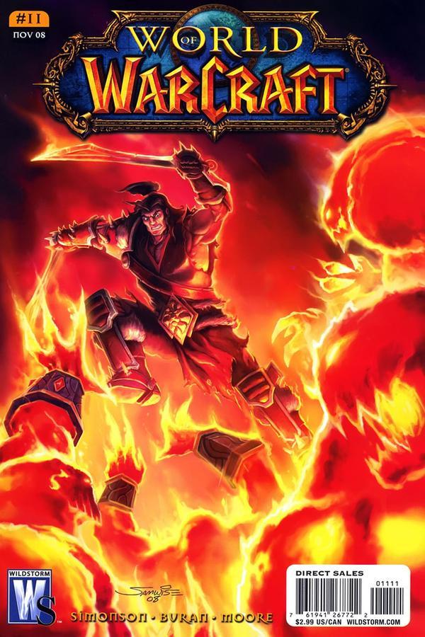 World of Warcraft Vol 1 11