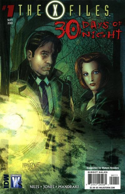 X-Files - 30 Days of Night Vol 1 1.jpg