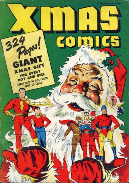 Xmas Comics Vol 1
