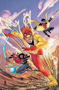 Young Justice Vol 2 3 Textless