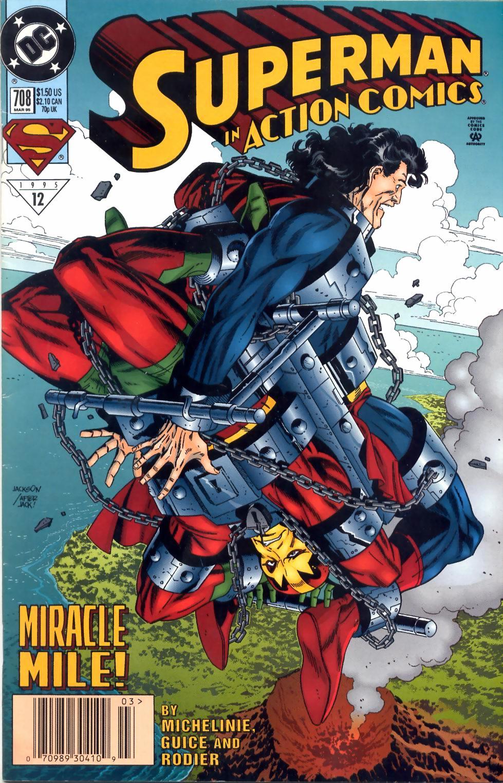 Action Comics Vol 1 708