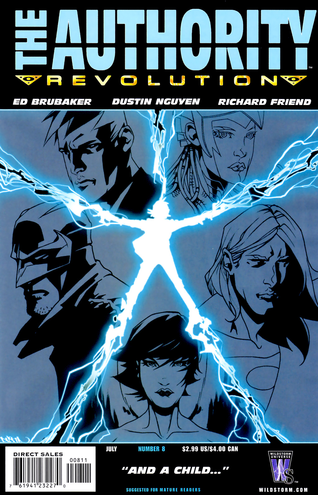 The Authority: Revolution Vol 1 8