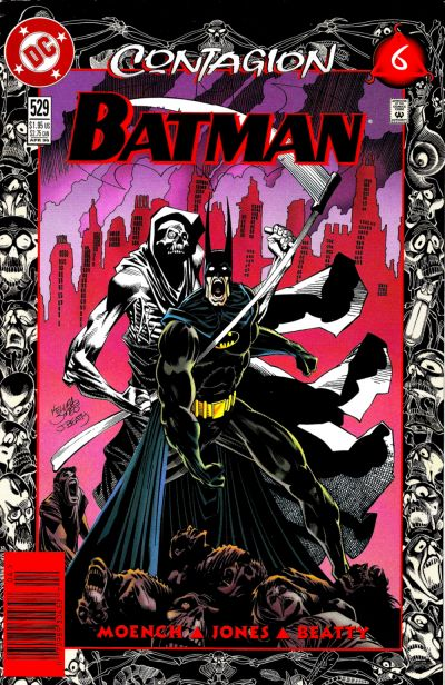 Batman Vol 1 529