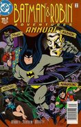 Batman and Robin Adventures Annual Vol 1 2