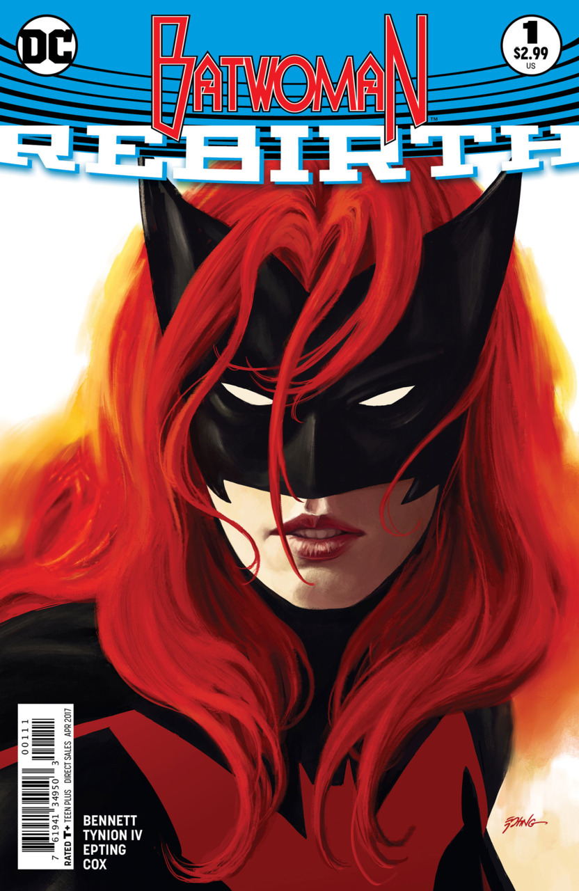 Batwoman: Rebirth Vol 1 1