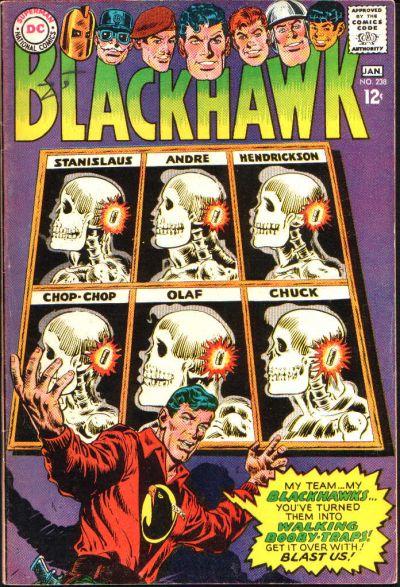 Blackhawk Vol 1 238