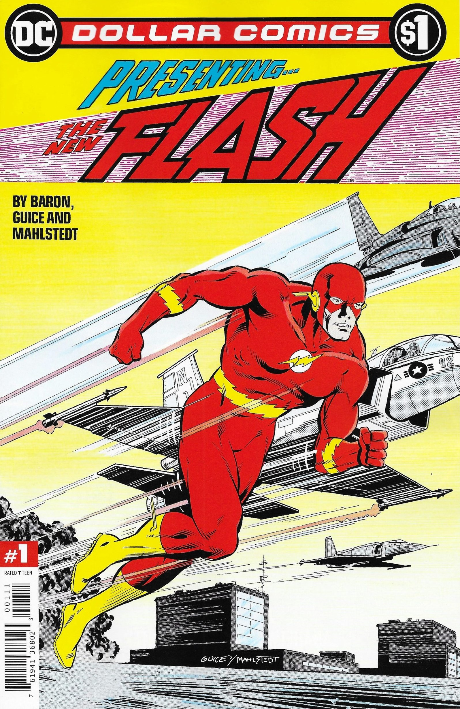 Dollar Comics: The Flash Vol 2 1
