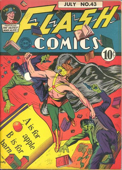 Flash Comics Vol 1 43
