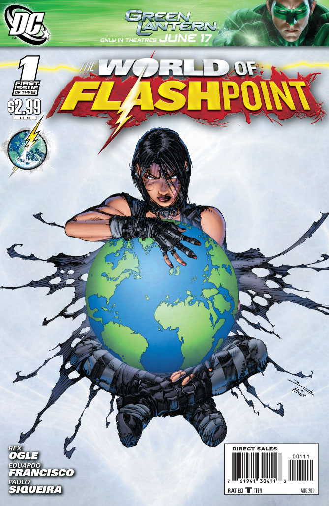 Flashpoint: The World of Flashpoint Vol 1