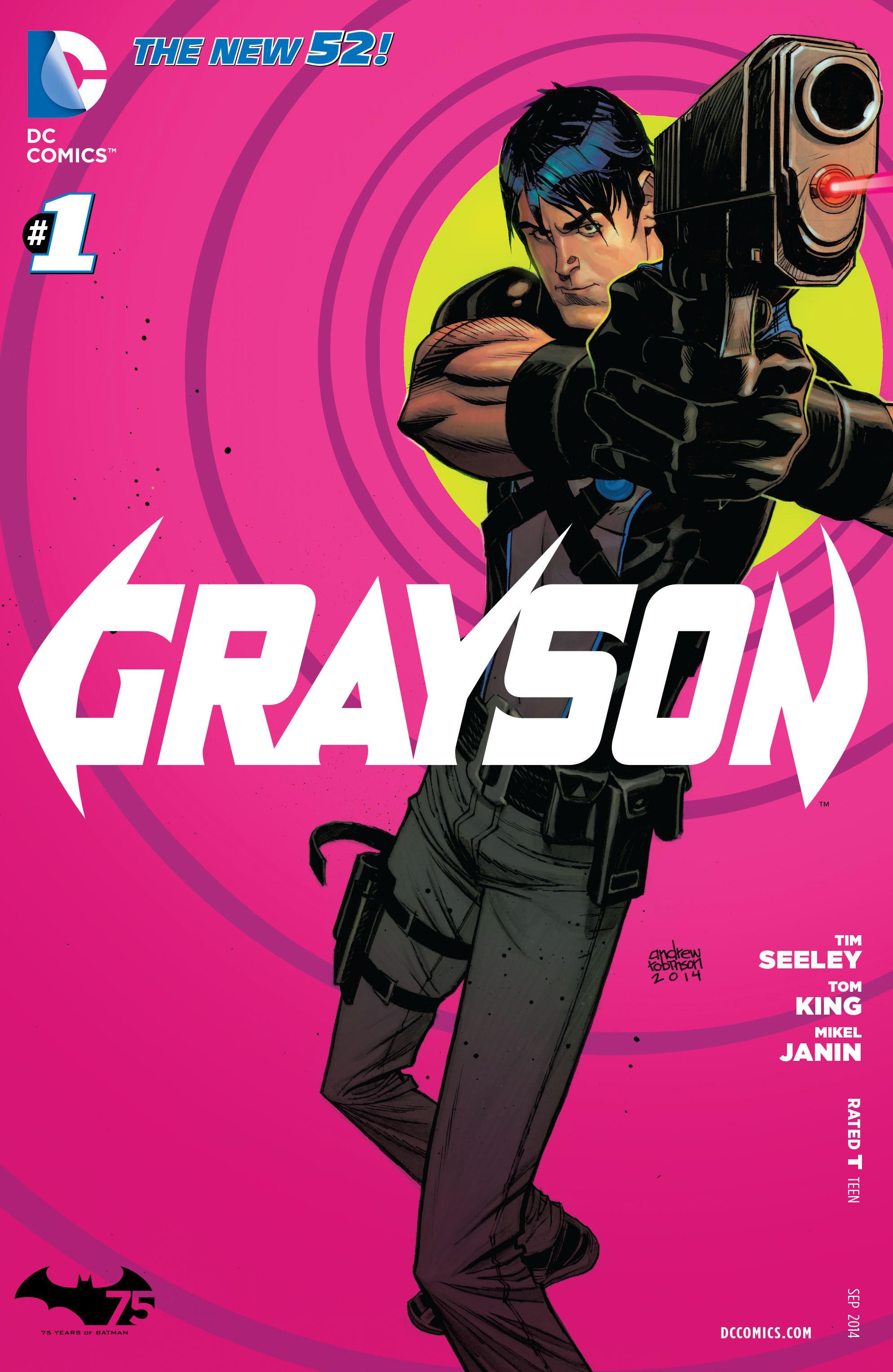 Grayson Vol 1 1