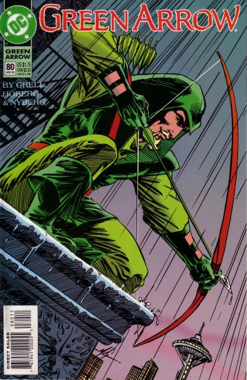 Green Arrow Vol 2 80