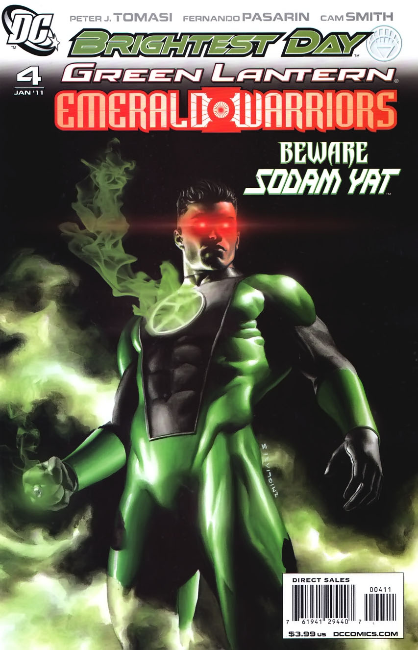 Green Lantern: Emerald Warriors Vol 1 4