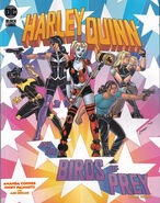 Harley Quinn and the Birds of Prey Vol 1 3