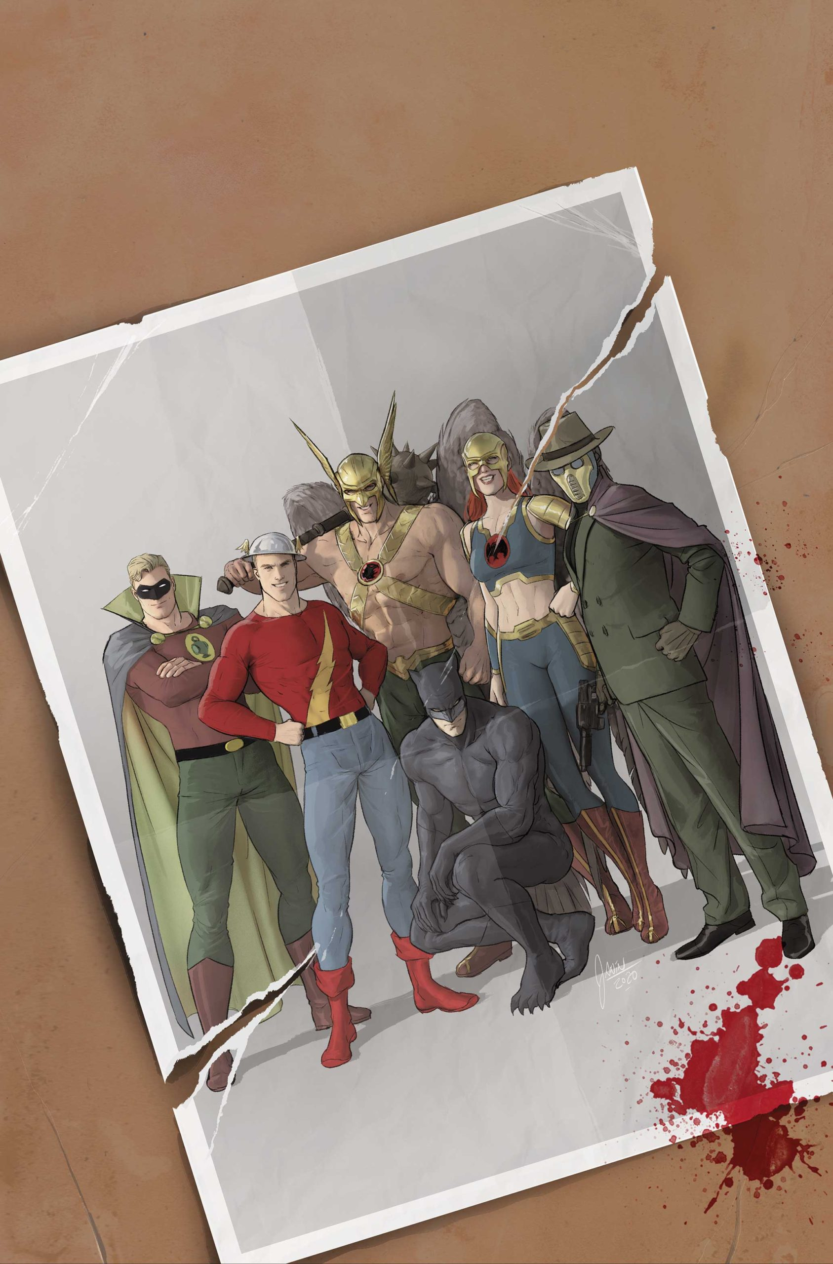 Hawkman Vol 5 27 Textless.jpg